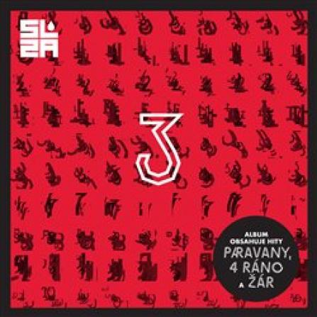 Slza 3 - CD