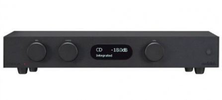 Audiolab 8300A - black