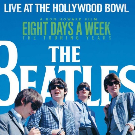 Beatles - Live At The Hollywood Bowl LP