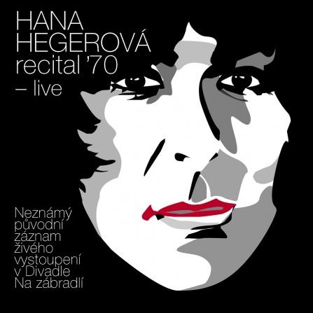 Hana Hegerová - Recital ´70-live CD (2)