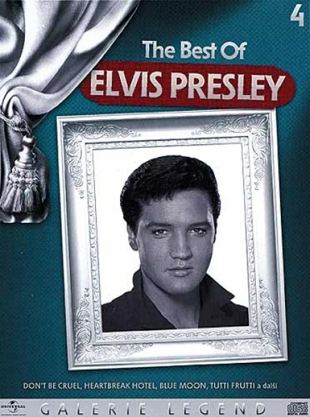 Elvis Presley - Best Of CD
