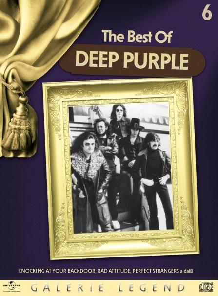 Deep Purple - Knocing At Your/Slidepack CD