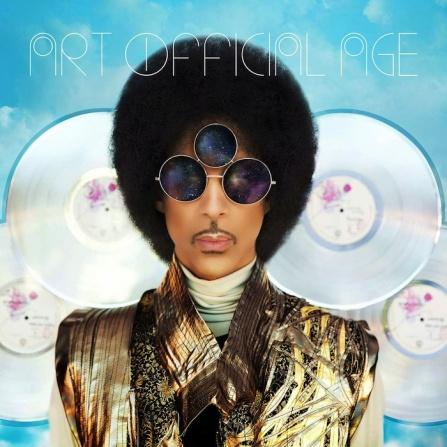 Prince - Art Official Age LP