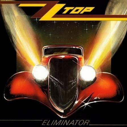 ZZ Top - Eliminator (Edice 2013) - LP