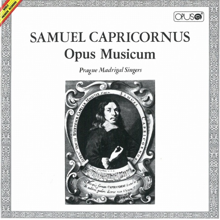 Pražští madrigalisté - Capricornus: Opus Musicum CD