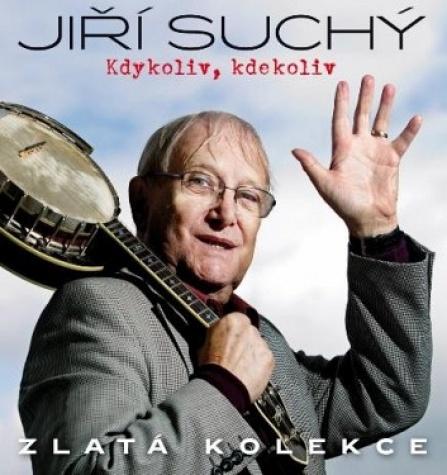 Jiří Suchý - Kdykoliv, kdekoliv - Zlatá kolekce (3-CD)