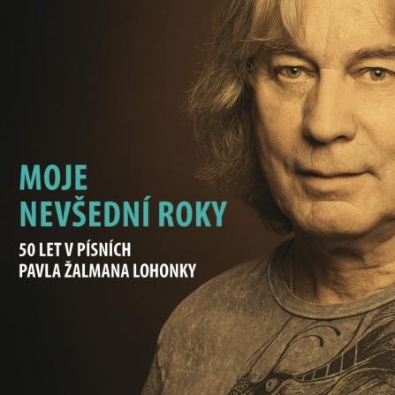 Pavel Žalman Lohonka - Moje nevšední roky 2-CD