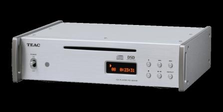Teac PD-501HR - silver
