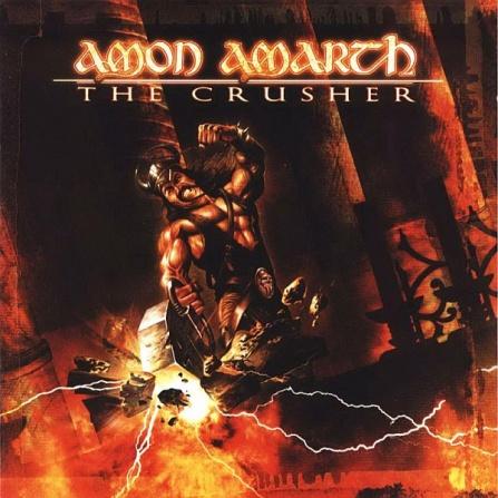 Amon Amarth - The Crusher LP
