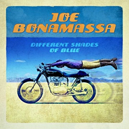 Joe Bonamassa - Different Shades of Blue LP