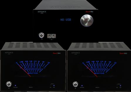 Advance Acoustic BX2 + PX1