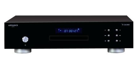 CD přehrávač Advance Acoustic X-CD1000