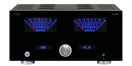 Zesilovač Advance Acoustic X-i1000