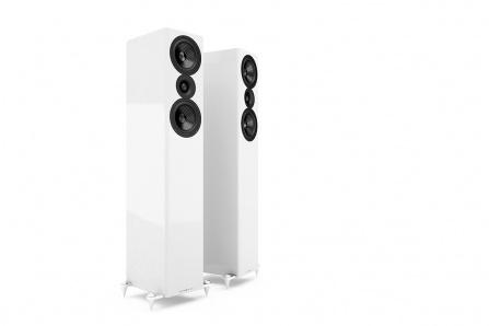 Acoustic Energy AE509 Piano Gloss White