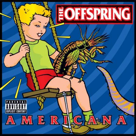 The Offspring - Americana LP