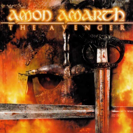 Amon Amarth - Avenger LP