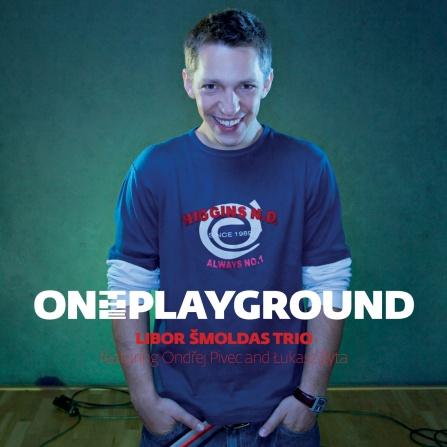 Libor Šmoldas Trio - On The Playground CD