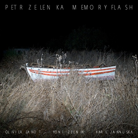 Petr Zelenka - Memory Flash CD