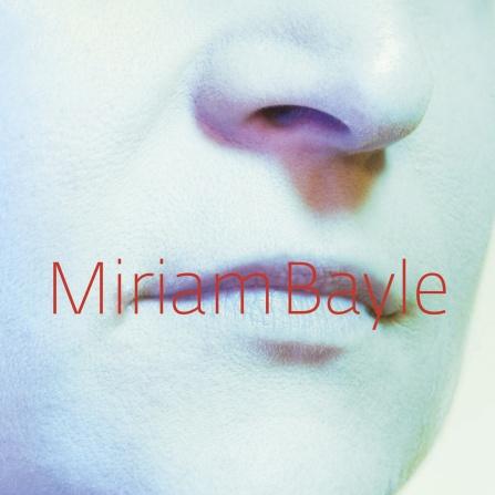 Miriam Bayle - Miriam Bayle CD