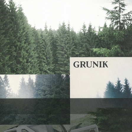 Grunik - Ozvěny CD