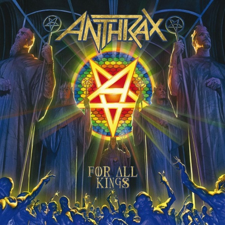Anthrax - For All Kings Ltd. 2LP