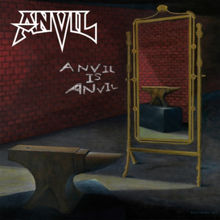 Anvil - Anvil Is Anvil CDG