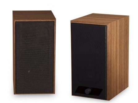 AQ M 24DAC multimedia Walnut