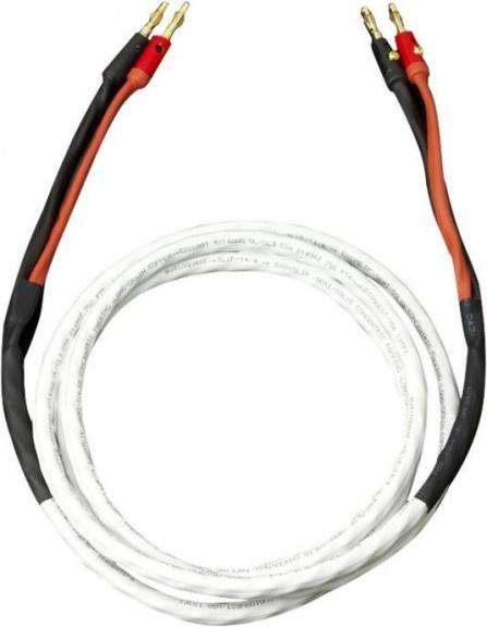 AQ 646-3SG - reproduktorová sada kabelů, jednoduché zapojení 3,0 m
