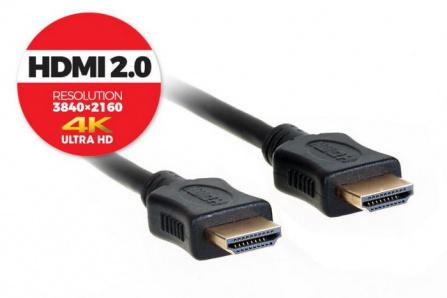 AQ KVH020 - kabel HDMI - HDMI 2m
