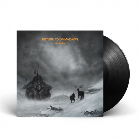 Mike Oldfield - Return To Ommadawn LP