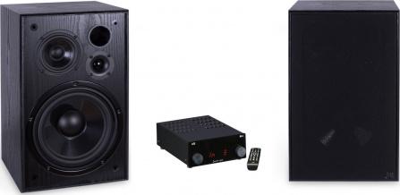 Audio set AQ Tango 95 černá 2 ks + AQ M4D
