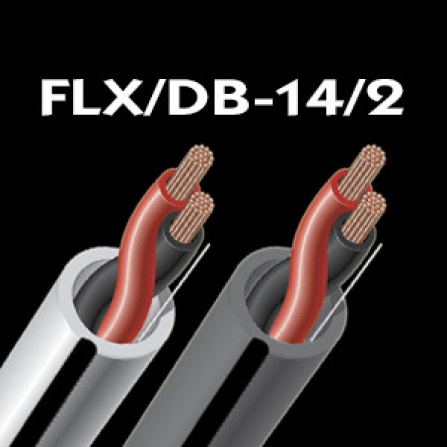 Repro kabel Audioquest FLX-DB 14/2 (BULK)