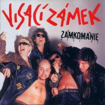 Visací Zámek - Zámkománie (Best Of) - CD