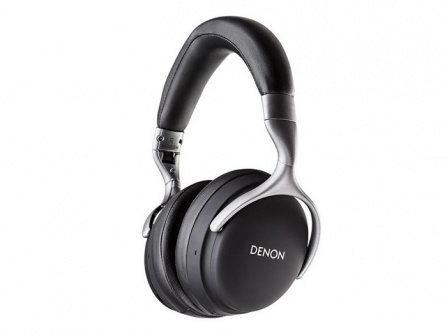 Denon AH-GC25W Black