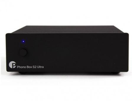 Pro-Ject Phono Box S2 Ultra Black