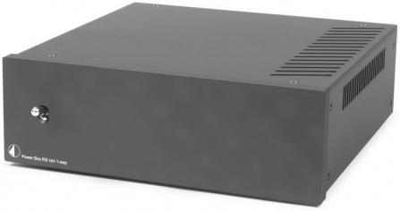 Pro-Ject Power Box RS UNI 1-way Black