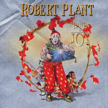 Robert Plant - Band Of Joy 2-LP