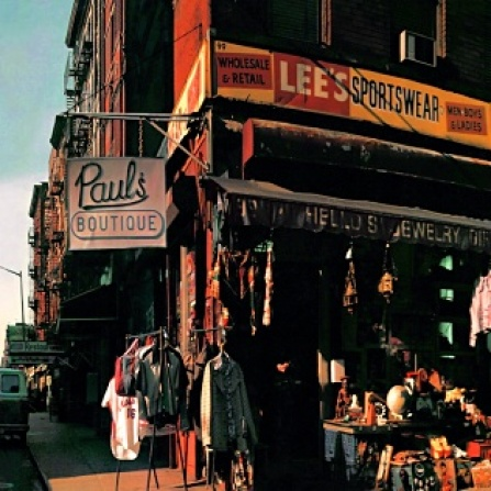 Beastie Boys - Paul´s Boutique LP