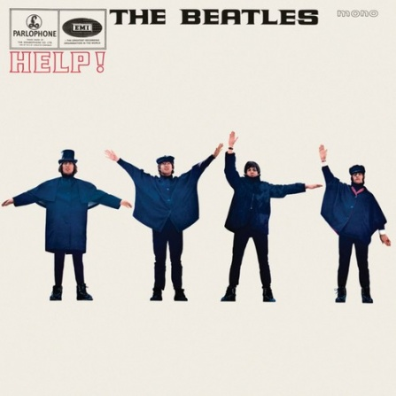 The Beatles - Help! Mono Remastered Limited LP