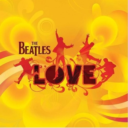 The Beatles - Love LP (2)