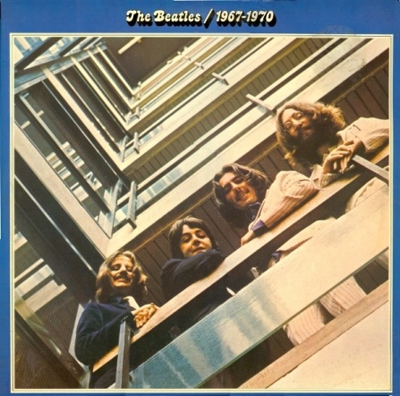 The Beatles - Beatles 1967-1970 2LP