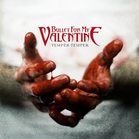 Bullet For My Valentine - Temper Temper CD