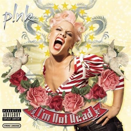 Pink - I´m Not Dead CD