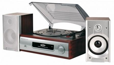 Gramofon Bigben TD012SPS