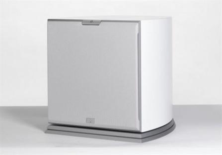 Audiovector SR SUB AVANTGARDE - Hedvábná bílá