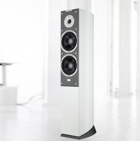 Audiovector SR3 SUPER - Hedvábná bílá