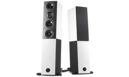 Audio Physic Cardeas - White High Gloss