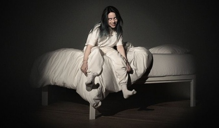 Billie Eilish - When We All Fall Asleep... CD