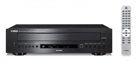 Yamaha CD-C600 - Black