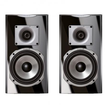 Quadral Platinum M25 - černá-vysoký lesk